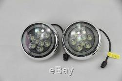 Led Bar Front Lights Appearance Headlight For Bmw Mini Cooper R55 R56 R57 R58 R60 R61 C