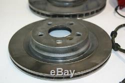 Mini Brakes Caliper Kit Disc F54 F60 Jcw Chilli Red
