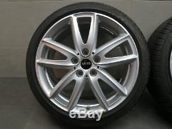 Mini Clubman F54 Original 18 Inch Wheels On Summer Jcw Handle Spoke 520 6856049