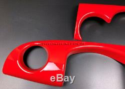 Mini Cooper Mk1 / O / One Jcw R50 R52 R53 Pepper Red Table Cover Lhd