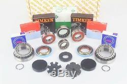 Mini Cooper / One Getrag 5 Speed Box Gs5-52bg Pro Bearing & Seal