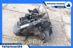 Mini Cooper One R50 1.6i W10b16 Gearbox Equipment Gs5-65bh 0,432,963 5