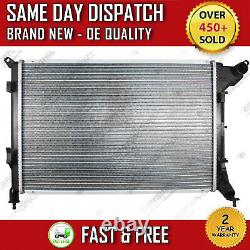 Mini Cooper / One R50 R52 R53 Manual / Automatic Radiator Cars Without Air