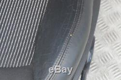 Mini Cooper R56 Sport Half Leather Black Interior Front Left Seat Left Side / S