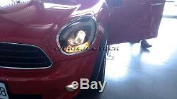 Mini Cooper R60 Countryman R61 Paceman F60 Aspect Headlight Led Drl For Xenon