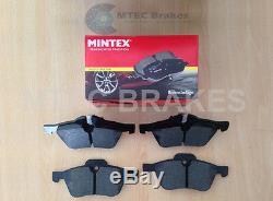 Mini Cooper S Performance Rear Brake Discs Rear & Mintex Bearings