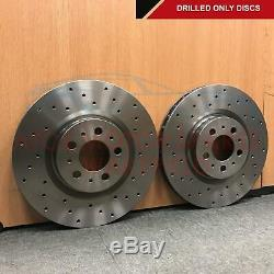 Mini Cooper S R52 R53 1.6 Perforated Front Disc Brembo Sport Brake Pads Wire