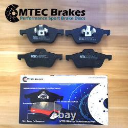 Mini Cooper S R53 01-06 Back Brake Discs Coussinets