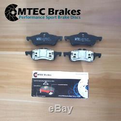 Mini Cooper S R53 01-06 Brake Discs Front Rear Bearings