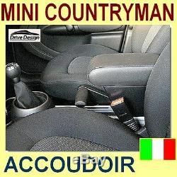 Mini Countryman R60- Armrest Storage For -armrest Apoyabrazos Mittelarmlehne