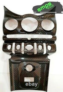Mini F57 Cooper, Real Carbon Fibre, Center Console Board Cover