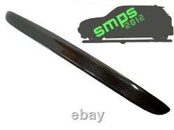 Mini Gen 1 R53 Carbon Fiber Safe Handle Cover, Cooper S Jcw