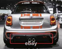 Mini New Genuine F56 F57 Jcw Pro Reflector Rear Kit For With Pdc 2339046