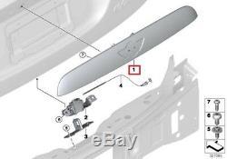 Mini, New, Origin F55 F56 F57 Hood Safe Grip Ultra Gloss Black