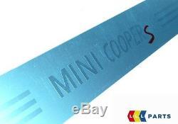 Mini, New, Origin R52 R53 R56 Cooper S Mini Walking Foot Entrance Band Pair