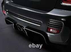 Mini New Real R56 R57 R58 R59 Jcw Aerodynamics Gp2 Central Rear