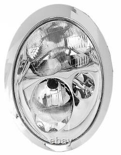 Mini R50 R52 R53 2001-2004 Front Right Lighthouse - Electric Left H7 H7 - Engine