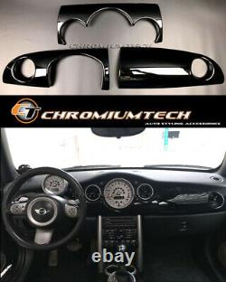 Mk1 Mini Cooper/s / One Jcw R50 R52 R53 Black Table Cover For Lhd Models
