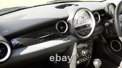 Mk2 Mini Cooper / S/one / Jcw R55 R56 R57 R58 R59 Black Table Panel Cover