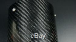 Mk2 Mini R55 R56 R57 R58 R59 R60 R61 Jcw Style Carbon Fiber Exhaust Tip