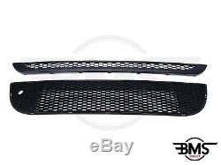 New Bmw Mini Aero / Jcw Aero Grille Bumper Trim Kit R50 R52 R53 Jcw