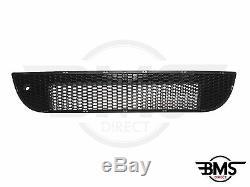 New Bmw Mini Aero / Jcw Bumper Front Low / Low Grid Border R50 R52 R53 Jcw