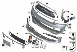 New Oem Mini Jcw Gp2 R56 Front Bumper Left And Right Brake Air Channels