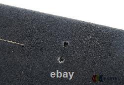 New Original Mini Cooper R50 R53 S Box Floor Cover Panther Black 7029312