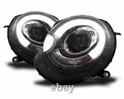 New Projectors For Mini Cooper R55 R56 R57 R58 R59 2006-2014 Led Light Tube N