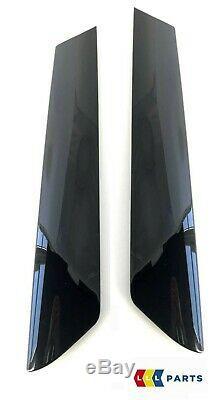 Nine On Mini Cooper R50 R52 R53 Origin A Pillar Trim Molding Black Border
