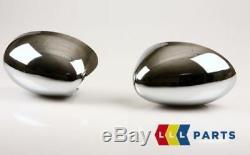 Nine On Mini Cooper R50 R52 R53 Origin Mirror Chrome Cap