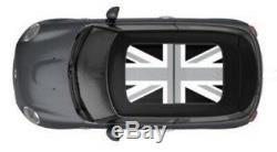Nine On Origin F56 F56 F54 F60 Mini Black Jack Glass Roof Accessories 51142355189