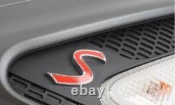 Nine True Mini Countryman Paceman R60 R61 Black Flashing Edge Set Pair +