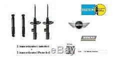 No. 4 Bilstein Shock Absorbers Front Rear Mini Countryman R60 R61