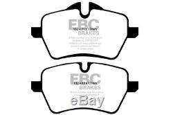 Orangestuff Ebc Brake Pads For Dp91789 Brake Disc Front For Mini