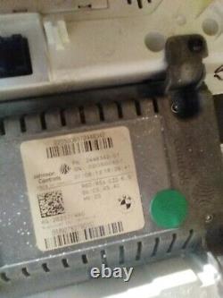 Original Mini Cooper R60 Radio Unit 9361143 Navigation System +lcd Screen