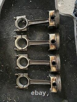 Piston - Bielle Bmw Mini Cooper One 1.6 Essence W10b16a R50 R52 W10b16a