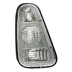 Rear Lights Mini R50 R52 R53 6 / 2001-7 / 2004 Left Driver Crystal White