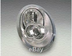 Right Headlight Bmw Mini From 2004 To 2007 Marelli