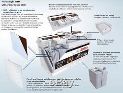 S5a11 Bosch Car Battery 80a / H-800a