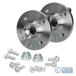 Set 2x Front Wheel Bearings Mini Mini Cabriolet R50 R52 R53 Cooper Works One