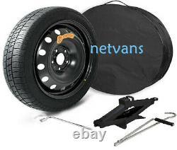 Spare Wheel Gallete 17 Mini Clubman F54 Contryman F60 With Kit