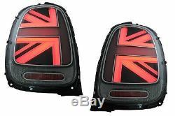 Taillights Mini One F55 F56 F57 3d 5d Jcw Convertible 14-18 Design Money