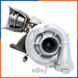 Turbo Charger For Mazda 3 1.6 Mz-cd 109cv 753420-0004, 753420-0005, 9663199280