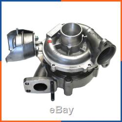 Turbo Charger Nine Peugeot 1007 1.6 Hdi 110 HP 753420-0004, 750030-5001s