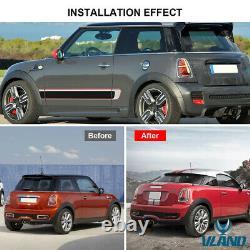 Vland Rear Lights Compatible For Mini Cooper R56 R57 R58 R59 07-13 Taillight
