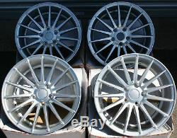X4 Alloy Wheels 18 S Multi 120 Bmw 1 3 Series E81 E82 E87 E88 F20 F21