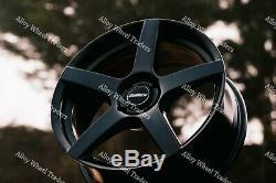 17 Noir Rythme Roues Alliage pour 4X100 BMW Mini R50 R52 R55 R56 R57 R58 R59