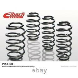 1 Jeu de suspensions, ressorts EIBACH E10-57-002-01-22 Pro-Kit convient à