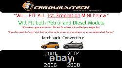 2001-2006 MK1 Mini Cooper/S / One R50 R53 Hayon Aluminum Avant Barre Amortisseur